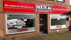 Zulassungsservice Zulassungsdienst Burgstr 12 20535 Hamburg mitte